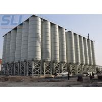 Buy cheap 1000T Capacity Cement Storage Silo Low Level Cement Silos For Dry Mortar Plant from wholesalers