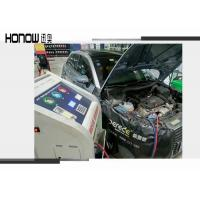 Buy cheap CE Air Conditioning Recharge And Recovery MachineCar A / C System Flushing / Cleaning from wholesalers