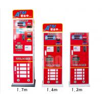 Buy cheap Cinema Arcade Game Machine Parts Metal Cabinet ATM Currency Paper Bill Token Coin Exchanger from wholesalers