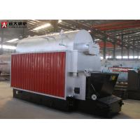 Buy cheap 10 Ton/H Steam Output Coal Fired Steam Boiler , High Pressure Steam Boiler from wholesalers