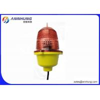 Buy cheap AH-LI/B Single LED Aviation Obstruction Light Steady Burning Flashing Adjustable from wholesalers