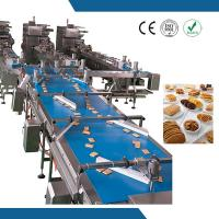 Buy cheap High Speed Industrial Automatic Cookies Feeding and Packaging Line from wholesalers