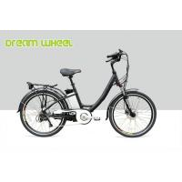 Buy cheap 36 Volt 10.4Ah Electric City Bike 250W Gear Motor With Tektro Hydraulic Disc Brake from wholesalers