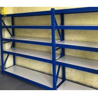 Buy cheap Steel Structure Assembly Warehouse Storage Racks, Long Span Industrial Shelving from wholesalers