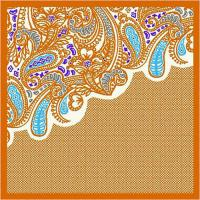 Buy cheap 2012 new design hot selling ladies silk neck scarf twill silk scarf from wholesalers