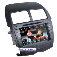 Buy cheap Mitsubishi ASX / RVR In Car DVD Player with Radio Steering Wheel Control from wholesalers