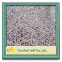 Buy cheap Woven Technics Jacquard crumpled stretch Faux Suede Fabric For Sofa from wholesalers