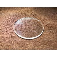 Buy cheap A - Axis Sapphire Crystal Watch Case Glass Lens Rough Material OEM Accepted from wholesalers