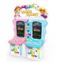 Buy cheap Colorful Lighting Arcade Games Machines With Ticket / Coin Redemption Play Mode from wholesalers