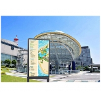 Buy cheap 55inch 2500 Nit Digital Signage High Brightness Sunlight Readable Lcd Monitor from wholesalers