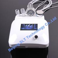 Buy cheap Radio Frequency Cavitation Slimming Machine / Vacuum Bipolar RF Wrinkle Removal Face Lift from wholesalers