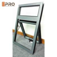 Buy cheap Solar Powered Awning Aluminum Windows , Double Glazed Vertical Awning Windows from wholesalers