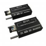 Buy cheap 1.4km EDID Manual DVI Video To Fiber Converter Mini 4K X 2K Single Mode 2 Years Warranty from wholesalers