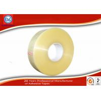 Buy cheap Big Roll BOPP Packaging Cinta Tape With Acrylic Adhesive ISO from wholesalers