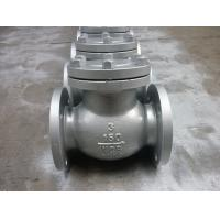 Buy cheap api swing check valve from wholesalers