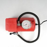 Buy cheap Red Vehicle Air Compressors Mini Air Pump Dc 12v 10ft Cord For Car  Bicycle from wholesalers