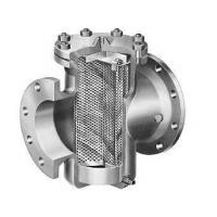 Buy cheap CS WPB Basket Water Meter Strainer Flanged End Connect With Stainless Steel filter product