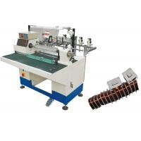 Buy cheap Automatic Electric Wire Coil Stator Winding Machine SMT-R160 1 - 8 pcs Winding head from wholesalers