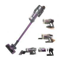 Buy cheap Rechargeable Handheld/Stick Vacuum Cleaner EMRVC13,Li-ion battery 21.6V from wholesalers