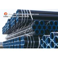 Buy cheap Carbon Steel Pipe ASTM A106/ A53/ API 5L Gr.B Gr.A X56 X42 X46 X52 X60 X65 X70 SRL DRL from wholesalers