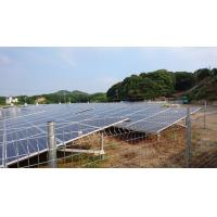 Buy cheap IV support for pre-assembling of ground racking  system solar structure system from wholesalers