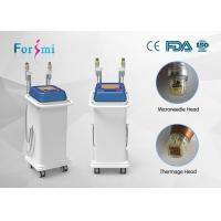Buy cheap Newest design and professional skin tighten machine rf wrinkle removal thermagic from wholesalers