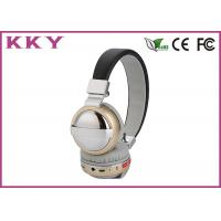 Professional Bluetooth Audio Headphones , Digital Wireless Headphones