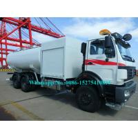 China 6x4 10 Wheels Special Purpose Truck Stainless Steel Mobile Aircraft Refueler Trucks on sale