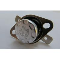 Buy cheap Customized Temperature Sensitive Switch Bimetal Disc Thermostat Switch product