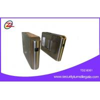 Buy cheap Auto Biometric Attendance System Airport Swing Gates For Access Control from wholesalers