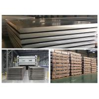 Buy cheap Railway Carriage En Aw 5754 Aluminium Alloy Bed Plate Almg3 Aluminium from wholesalers