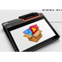 Buy cheap Small Pos Machine With Printer Resturant Food Ordering Portable Pos Device from wholesalers