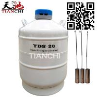 Buy cheap Liquid Nitrogen Storage Container 20L gas Cylinder 20 liter TIANCHI manufacturer from wholesalers