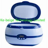 Buy cheap Household Ultrasonic Cleaner for Jewelry, diamond, wedding ring, necklace cleaning from wholesalers