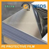 China Stainless Steel Appliance Covering Film , Automotive Clear Bra Film Lightweight on sale