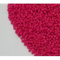 Buy cheap Polymer Color Pigment Fluorescence Pink With 10%-50% Pigment Content product