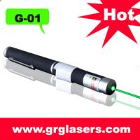 Buy cheap 5mw Green Laser Pointer Pen Mid -Open  Bean Light High Power 532nm With 5 MILE RANGE Made In China from wholesalers