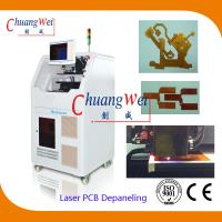 Buy cheap Precision PCB Laser Cutting Machine For Printed Circuit Boards / Cover Layers from wholesalers