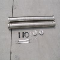 Buy cheap Eco Friendly Reverse Osmosis Membrane Housing For Seawater Ionizeesalination from wholesalers