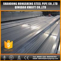 Buy cheap q195 pre galvanized square steel tube from wholesalers