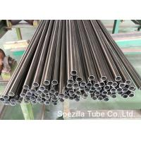 Buy cheap ASTM A269 1/2 X BWG 20 Stainless Steel Welded Tubes Grade TP304 / 304L from wholesalers