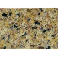 Buy cheap Compound Artificial Quartz Stone Countertops High Temperature Resistant from wholesalers