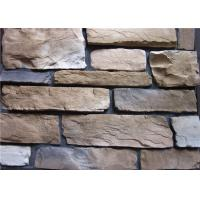 Buy cheap Grade A ,wear-resistant decorative artificial wal stone for  house from wholesalers