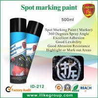 Buy cheap Heat Resistant marking paint spray , Spot Marking Paint Fluoro Colours from wholesalers