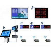 Buy cheap 15.6 inch Table Desktop Arabic/English/French Wireless Queue Management System for Bank/Hospital/Clinic Service Center from wholesalers