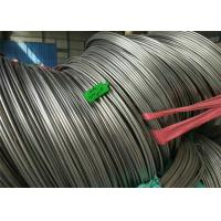 Buy cheap ASTM A269 TP304 316L Stainless Coil Tubing Exw Seamless Surface BA Finish Cold Rolled from wholesalers