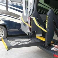 Buy cheap Power Wheelchair Lift for Van and Minibus from wholesalers