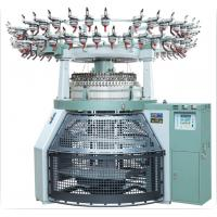 Buy cheap Electronic Computerized Jacquard Circular Knitting Machine Quick Switch 2 / 3 Ways from wholesalers