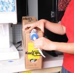 Buy cheap 10L/20L milk big package bag, Red Wine filling Bag , BIB water bag  Juice Bag In Box from wholesalers