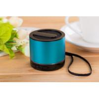 Buy cheap 2014 best selling metal casing portable mini speaker with lanyard at lowest price product